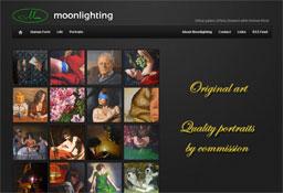 Moonlighting Art