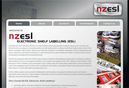 NZ Electronic Shelf Labelling