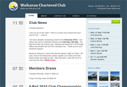 Waikanae Chartered Club